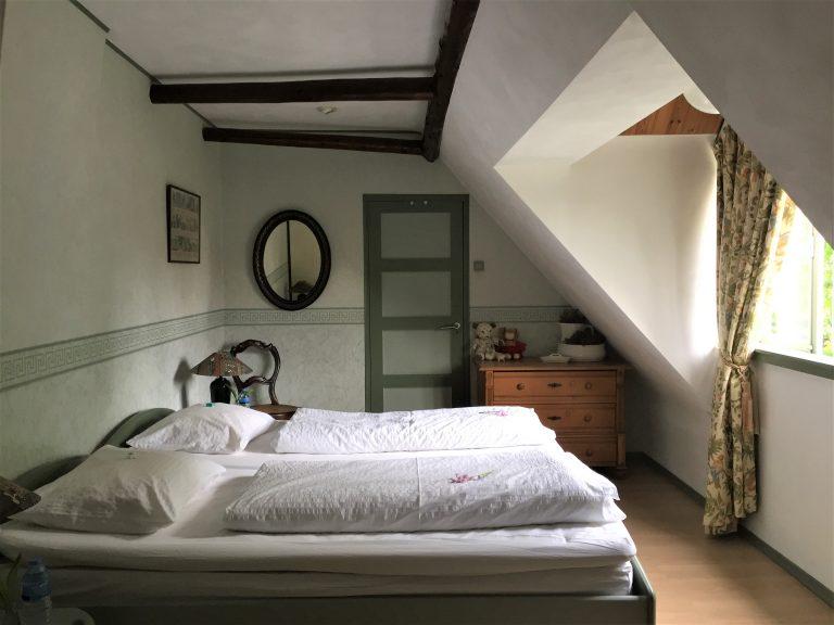 Voorhuis slaapkamer
